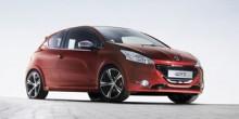Peugeot сообщил о запуске производства модели 208 GTI