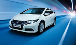 Новая Honda Civic Type R будет представлена в сентябре
