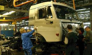 Правительство РФ запретило продавать акции КамАЗа