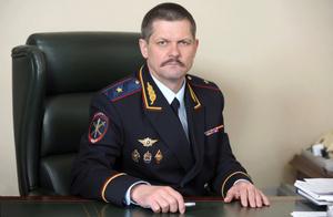 Начальник ГУ МВД России по г. Москве, генерал-майор полиции Анатолий Якунин
